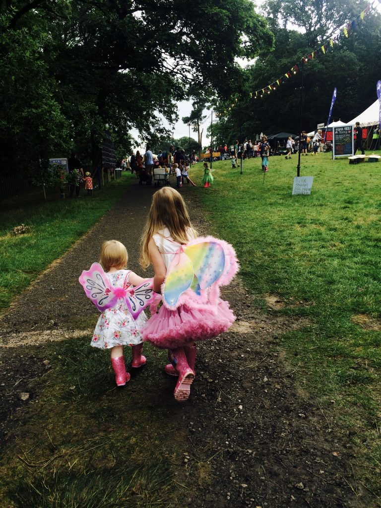 10 Tips for Surviving a Festival with Kids