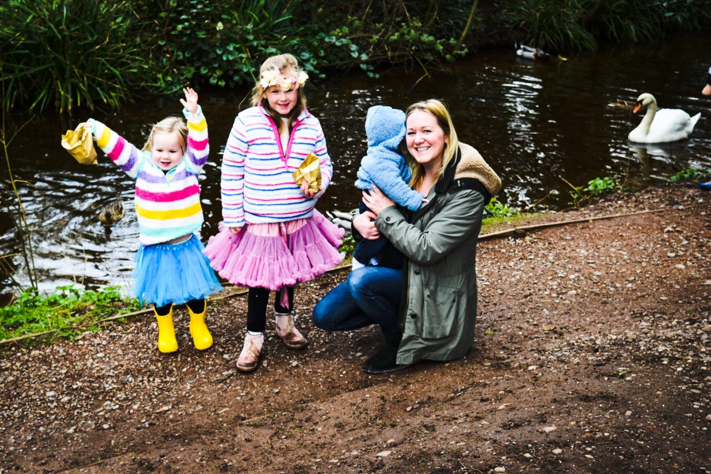 A Splashing Time at The Wolseley Centre, Staffordshire