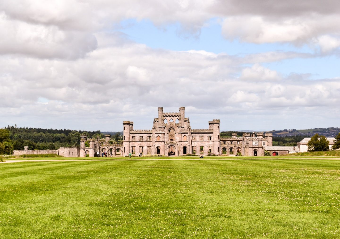 Lowther Castle and Gardens- A Family Day Out