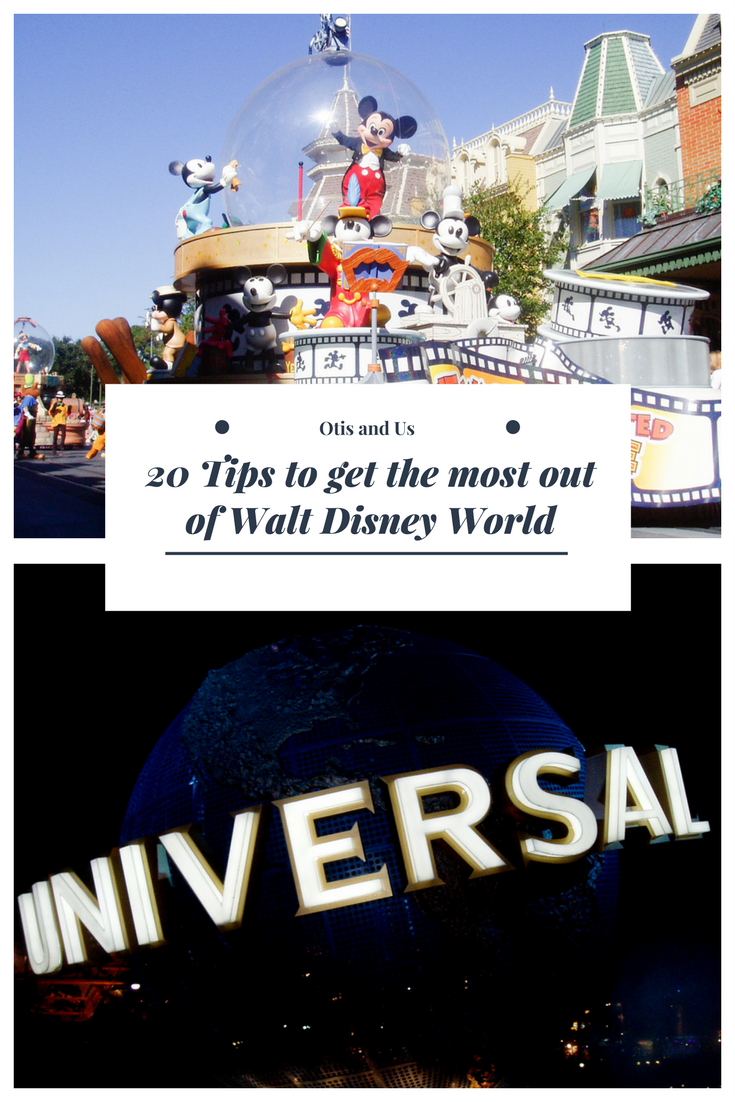 Tips to get the most out of Walt Disney World