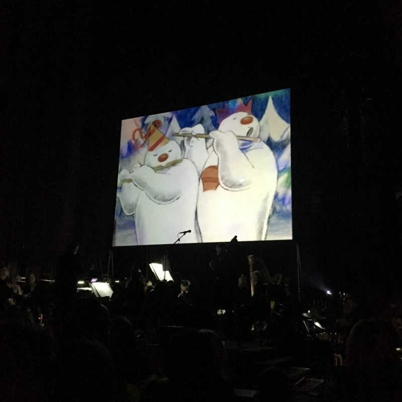 Review: the Snowman Tour 2017 – Magic and music