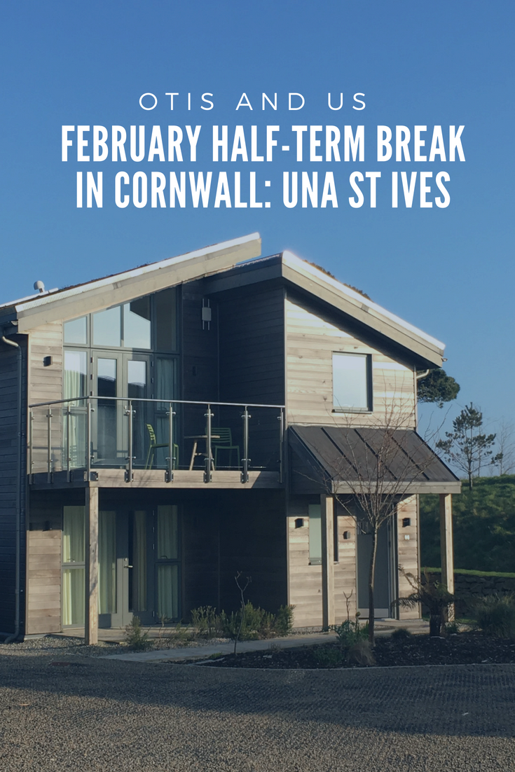 February Half-term break in Cornwall #familytravel #UKbreaks #StIves #Selfcatering