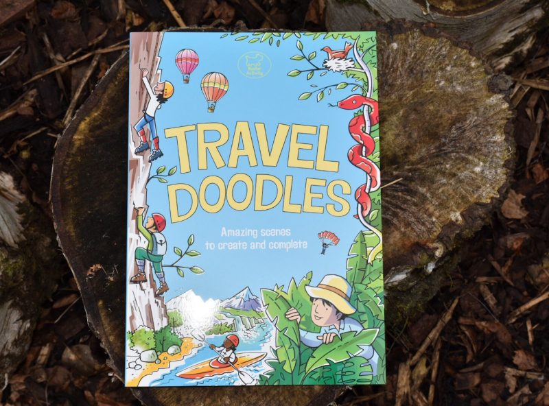 activities and books for kids to take on a road trip
