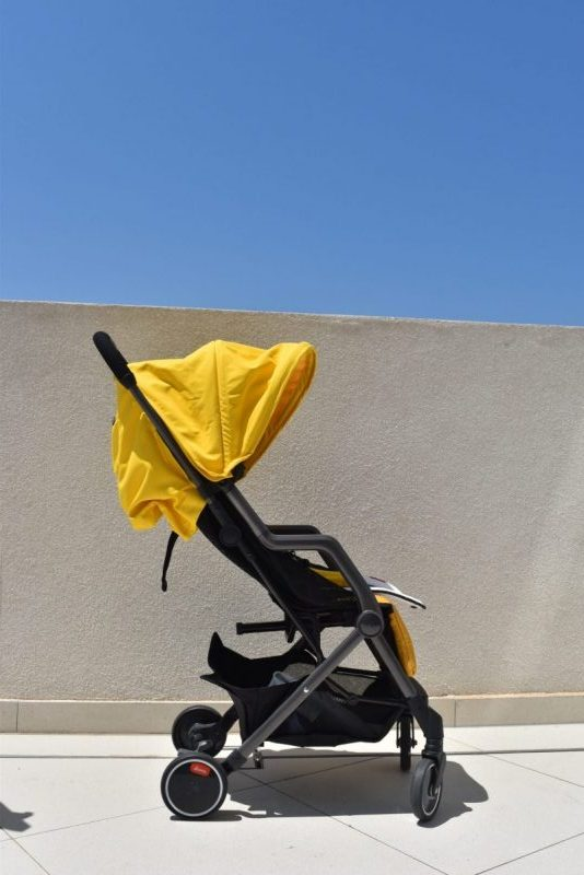 Diono Traverze stroller review