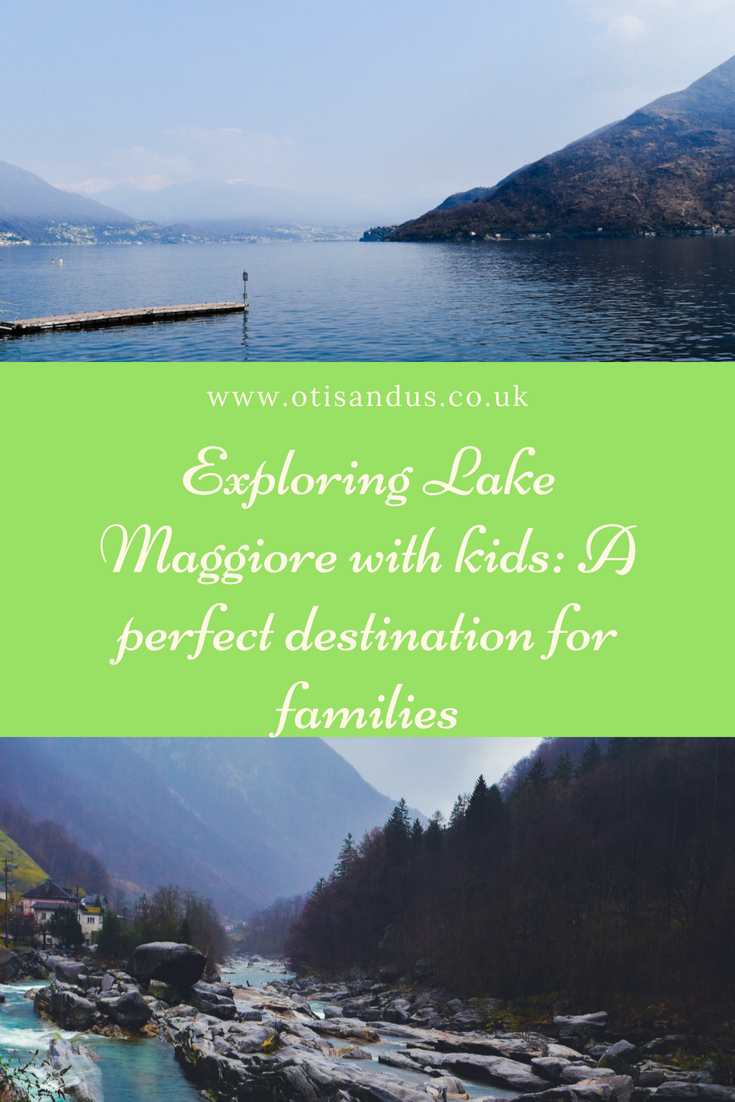 Exploring Lake Maggiore with kids: A perfect destination for families