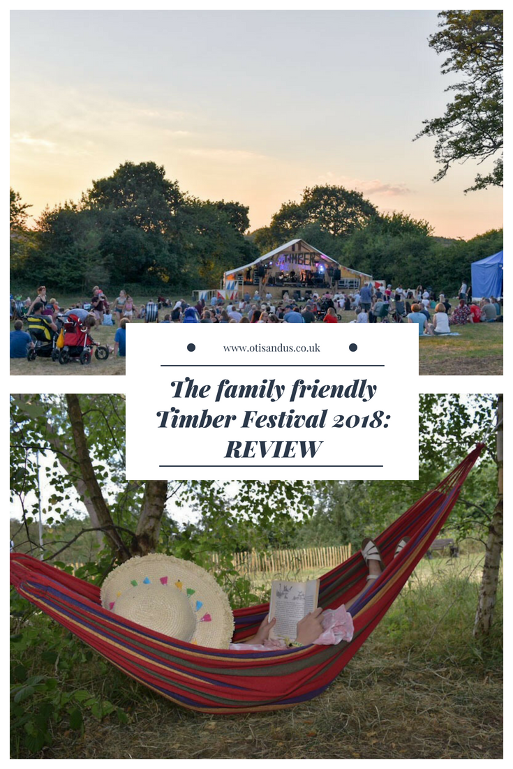 The family friendly Timber Festival 2018: REVIEW