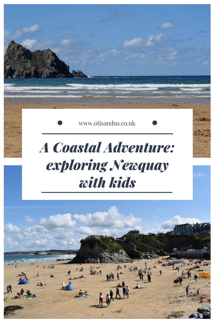 A Coastal Adventure: exploring Newquay with kids