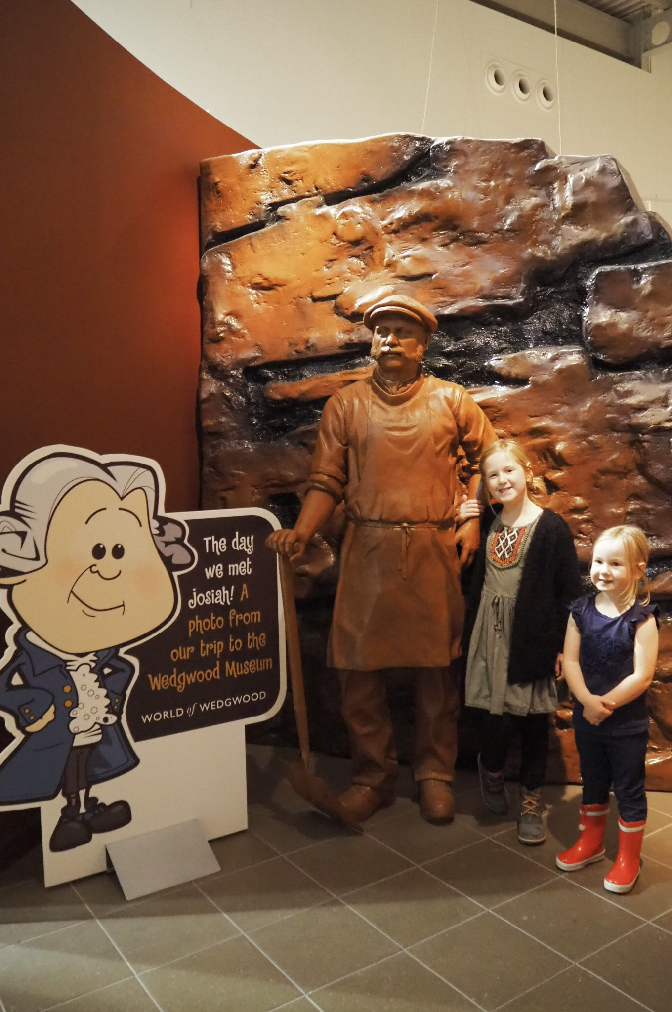 A Visit to the World of Wedgwood with Kids: Review