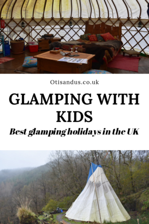 Best glamping holidays in the UK with kids