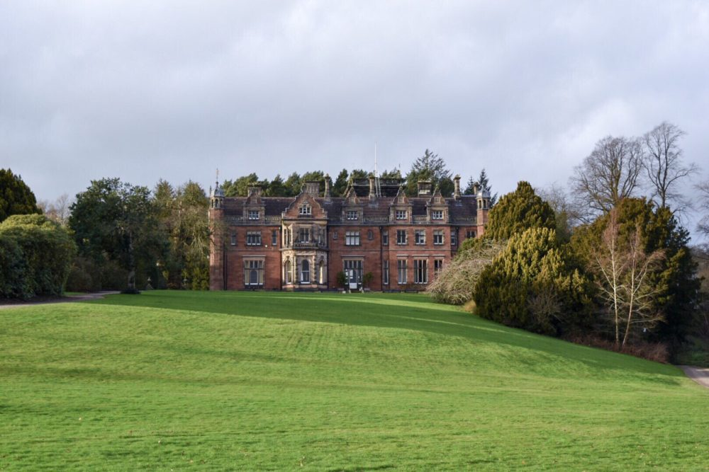 Explore the grounds of Keele woods for a day out with the family in Staffordshire