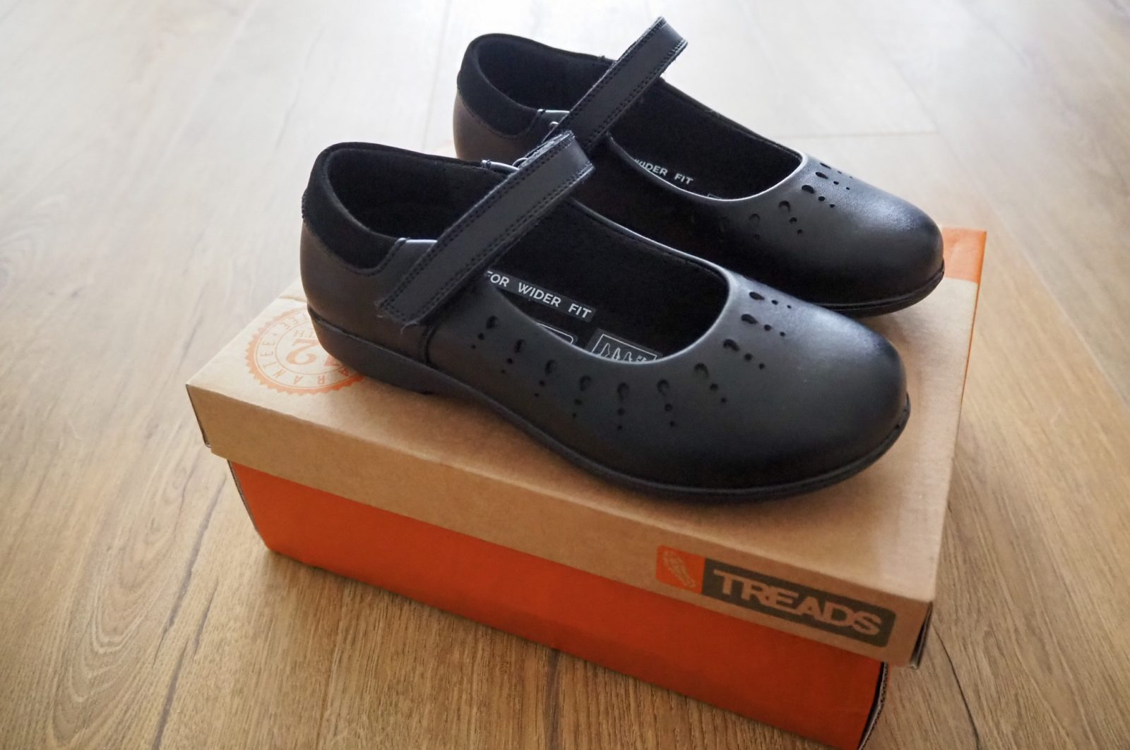 Back to school with Treads school shoes: review and giveaway