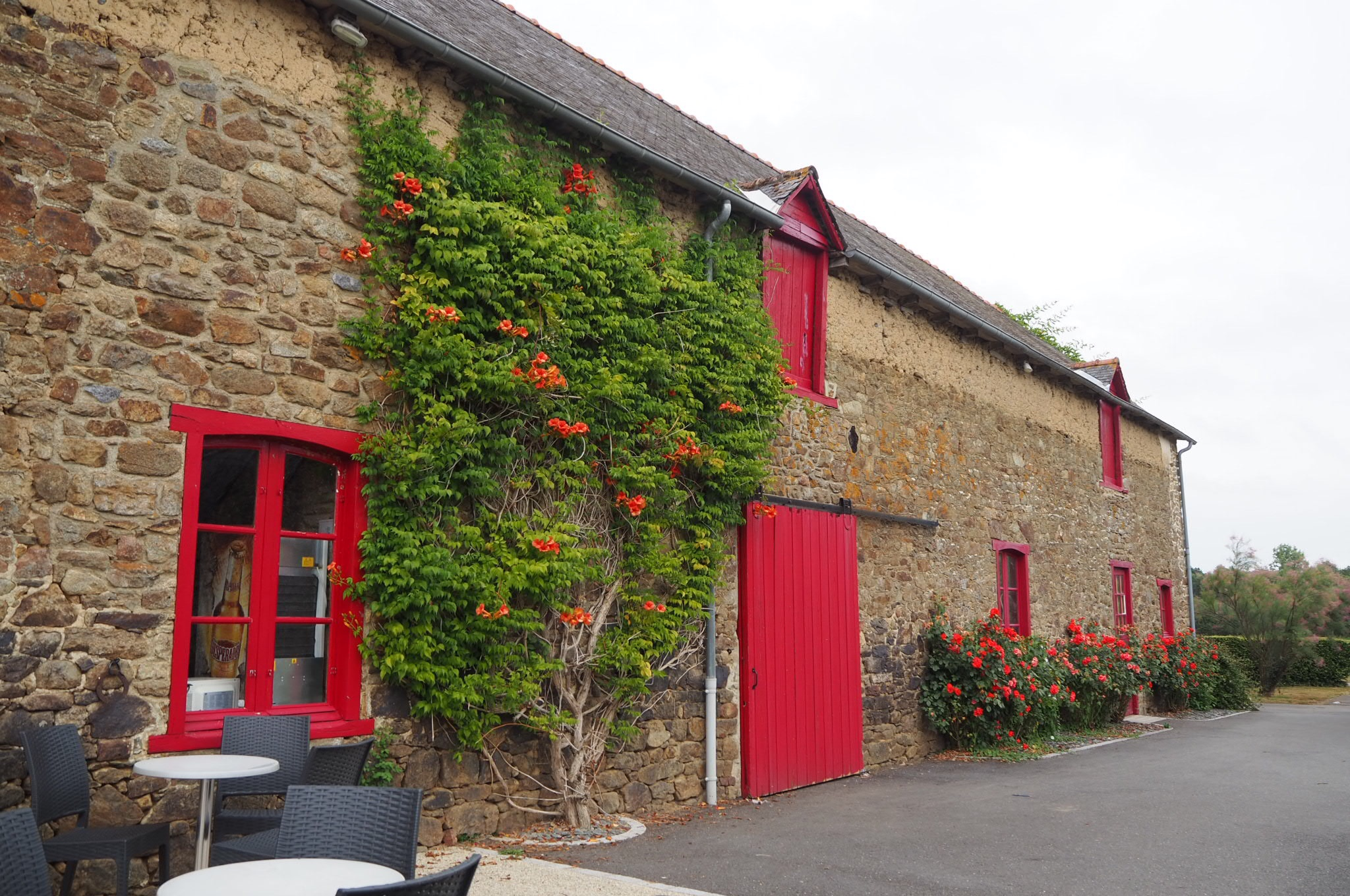 Camping in the heart of Brittany: Camping Domaine du Logis REVIEW