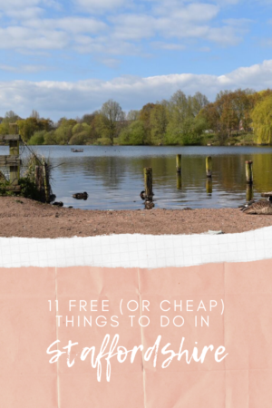 free things to do with kids in Staffordshire