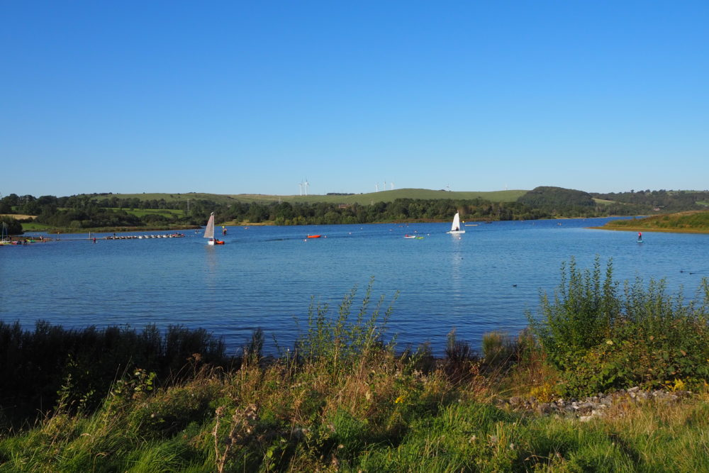 A visit to Carsington Water during a weekend break at Ashbourne Heights holiday park