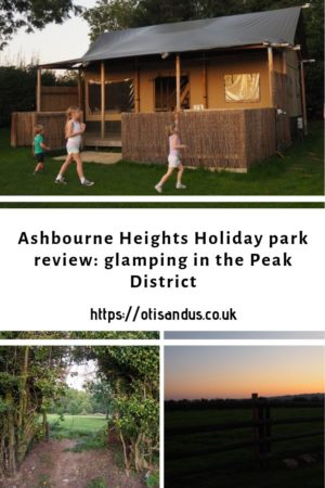 Review of Ashbourne Heights Holiday Park