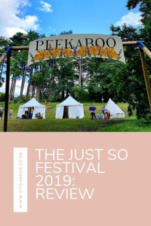 Just So Festival 2019 review