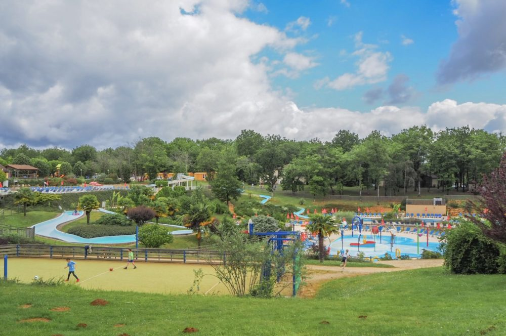 Eurocamp France - St Avit loiters review - 1 of the best Eurocamp sites for families