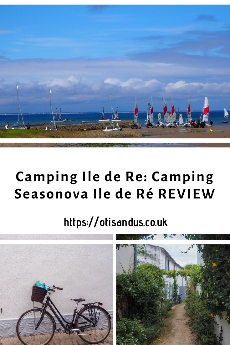 camping on ile de re with the camping and caravanning club