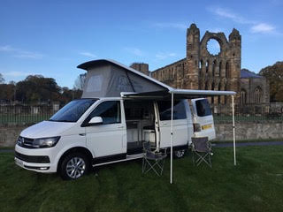 T5 campervan converison and how to  convert a van into a camper