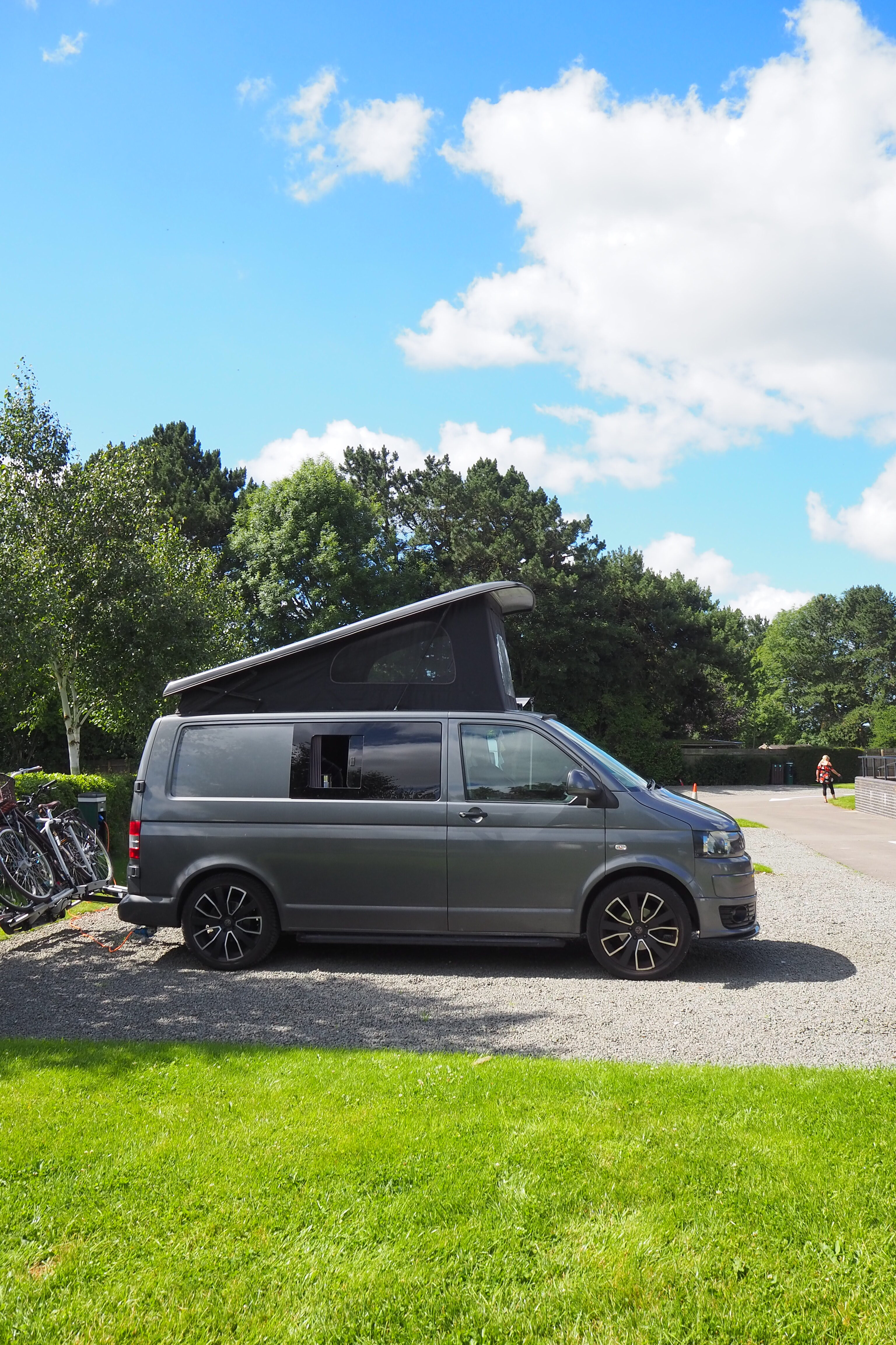 Van life plans for 2021 with the Caravan and Motorhome Club