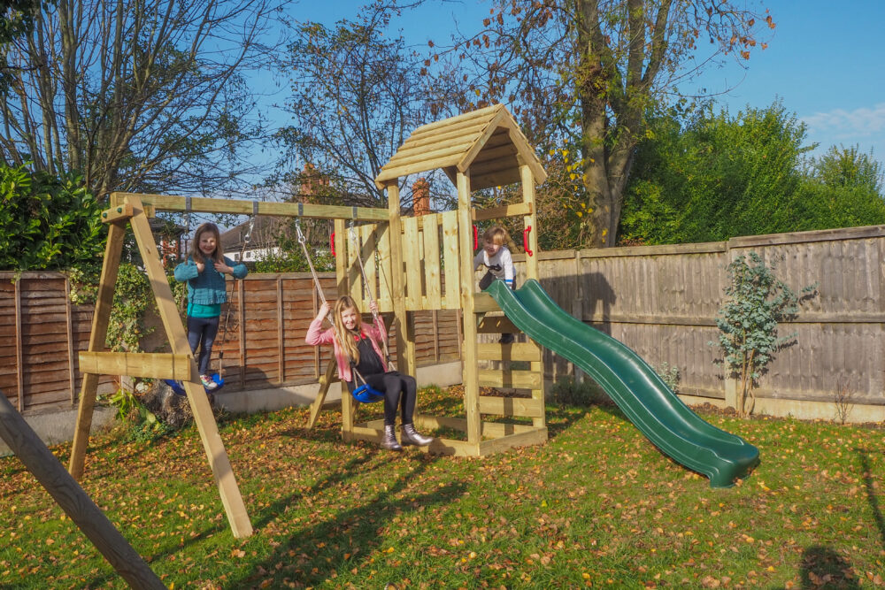 Wickey multiflyer climbing frame review