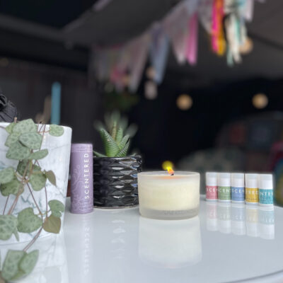 Scentered Escape aromatherapy travel candle review