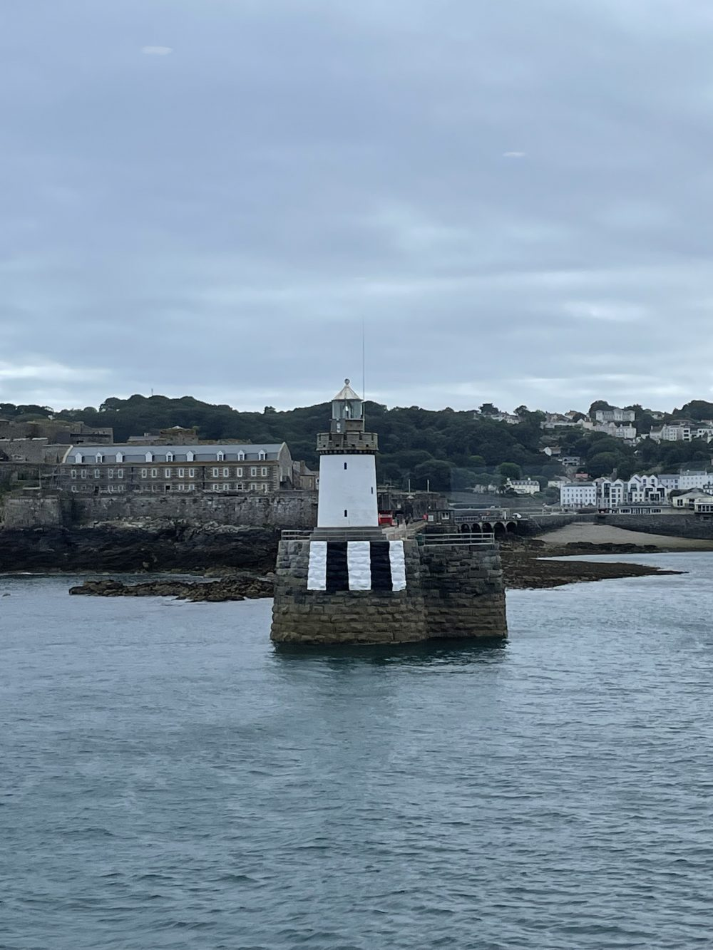 ferry to Guernsey with Condor ferries