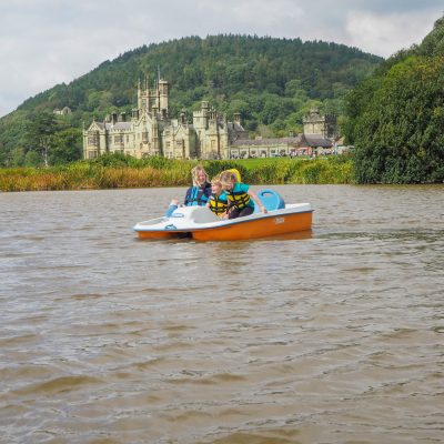 activity holiday in South Wales
